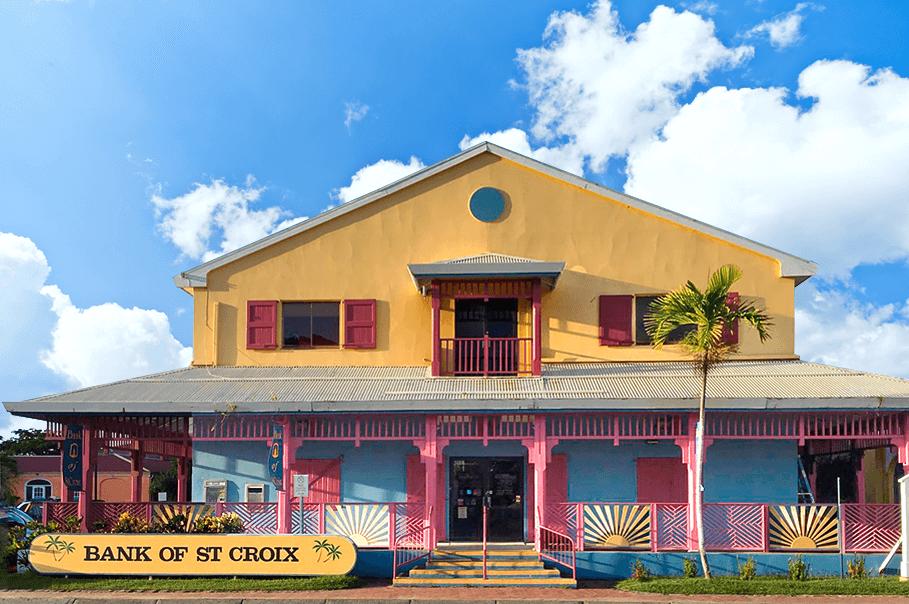 Gallows Bay Banking Center, St. Croix, USVI