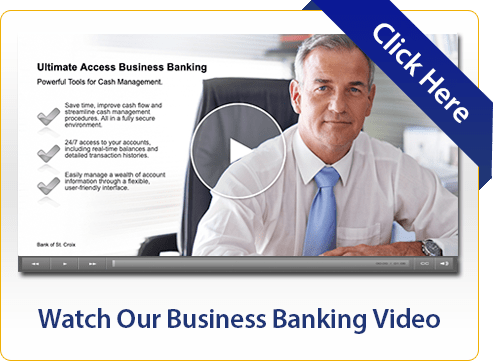 Watch Our Business Banking Video